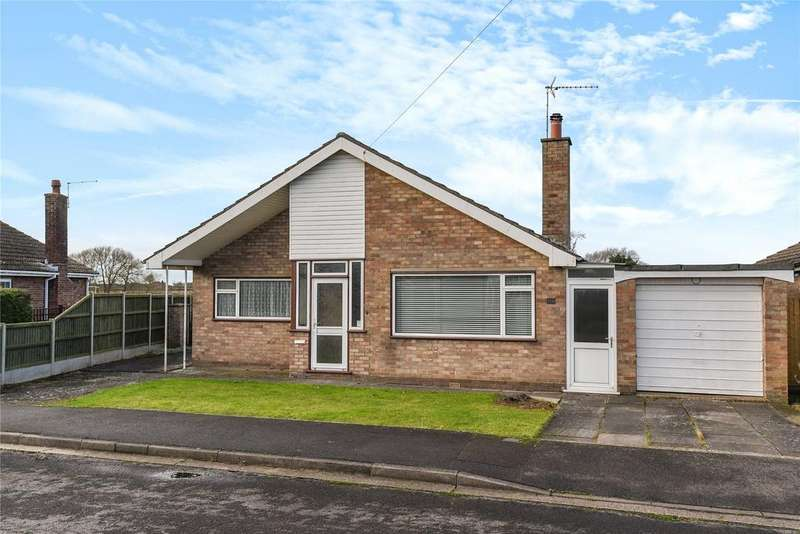 2 Bedrooms Detached Bungalow for sale in St Michaels Close, Billinghay, LN4