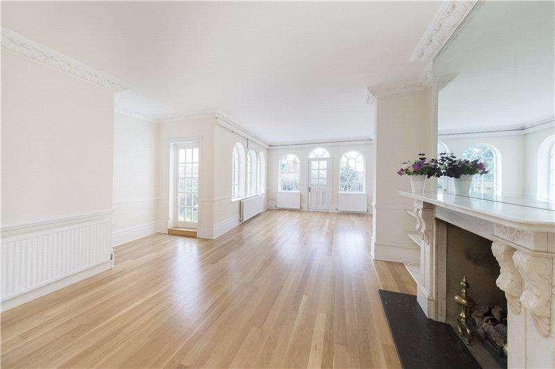 4 Bedrooms Flat for rent in Castelnau, Barnes, London, SW13