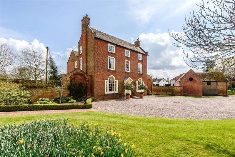 5 Bedrooms Detached House for sale in Ryton, Shifnal, Shropshire, TF11