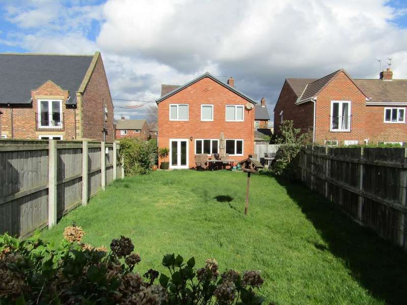 4 Bedrooms Detached House for sale in Hollywell Lane, Sunniside, Sunniside, Tyne and Wear, NE16 5NJ