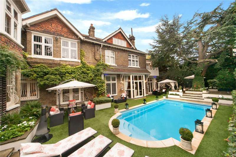 7 Bedrooms Flat for rent in Frognal, Hampstead, London, NW3