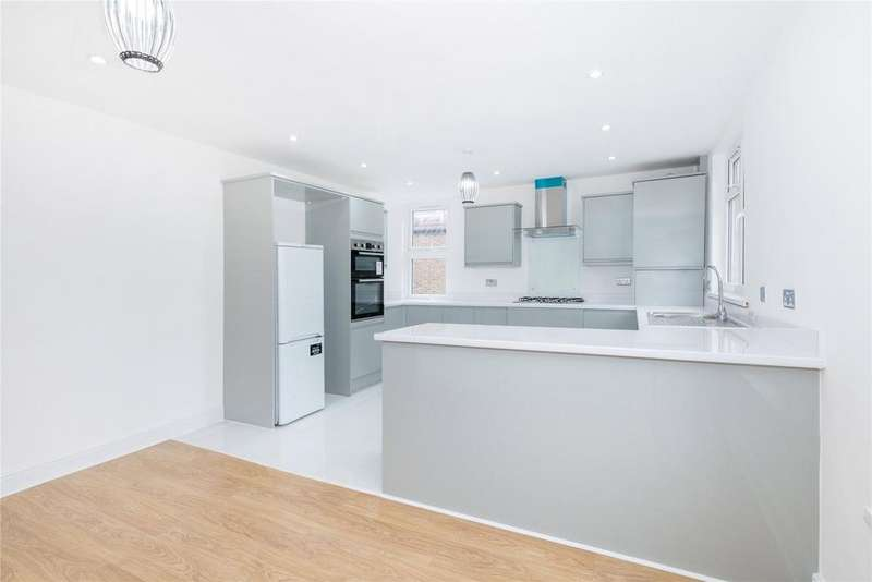 4 Bedrooms Maisonette Flat for sale in Pavilion Terrace, Wood Lane, London, W12