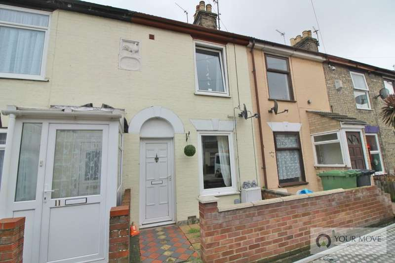 2 Bedrooms Property for sale in Fredrick Road, Gorleston, Great Yarmouth, NR31