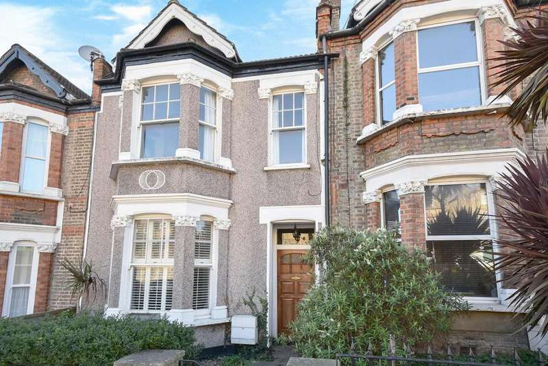3 Bedrooms Terraced House for sale in Ladywell Road, Lewisham