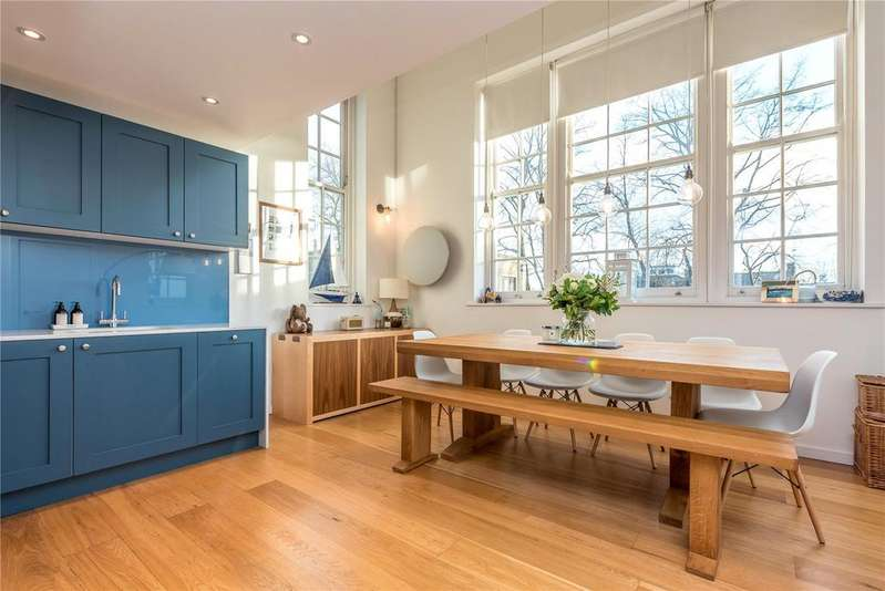 1 Bedroom Unique Property for sale in Bayes House, Augustas Lane, Islington, London, N1