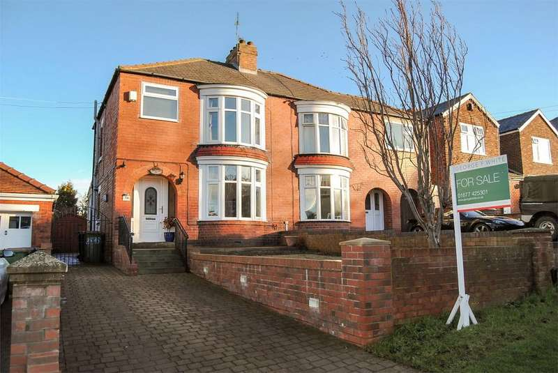 2 Bedrooms Semi Detached House for sale in Saltburn Lane, Skelton-in-Cleveland, Saltburn-By-The-Sea, North Yorkshire
