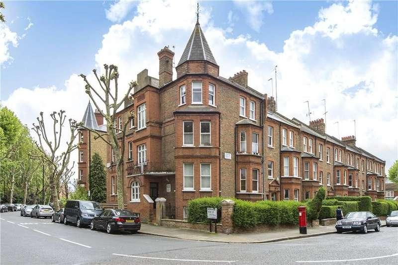 3 Bedrooms Maisonette Flat for sale in Essendine Mansions, Essendine Road, London, W9