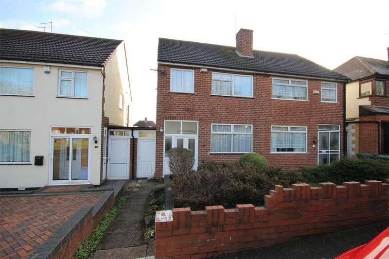 3 Bedrooms Semi Detached House for sale in Kingsway, Oldbury, West Midlands