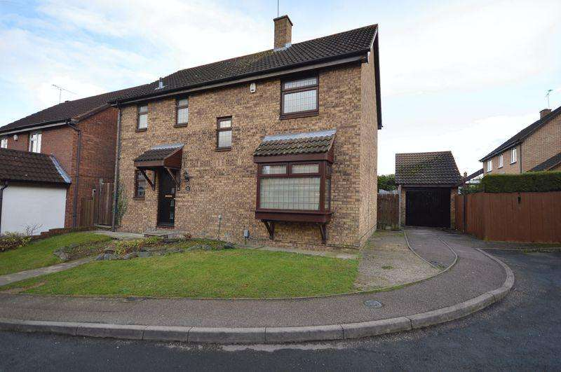 4 Bedrooms Detached House for sale in Snowford Close, Luton