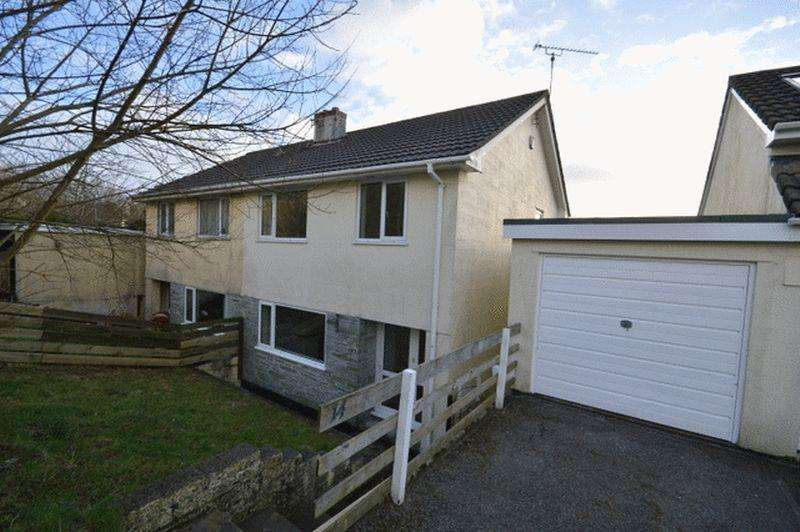 3 Bedrooms Semi Detached House for sale in Emlyn Fields, St. Austell