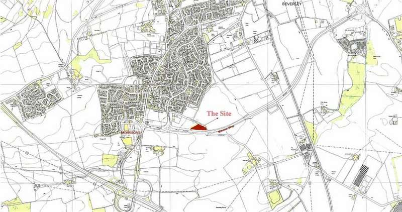 Land Commercial for sale in Shepherds Lane, Beverley, East Yorkshire