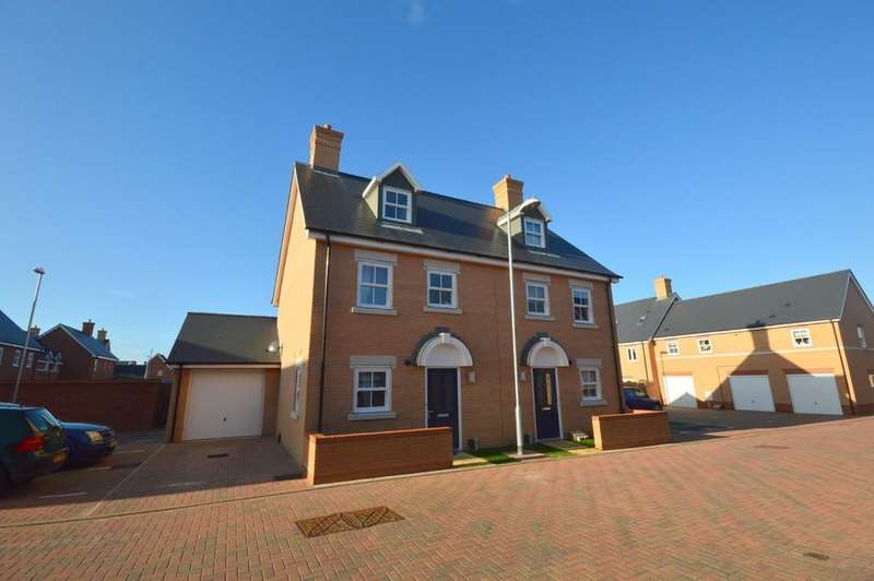3 Bedrooms Semi Detached House for sale in Parade Square, Colchester