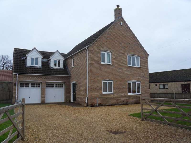 4 Bedrooms Detached House for rent in Long Lane, Feltwell
