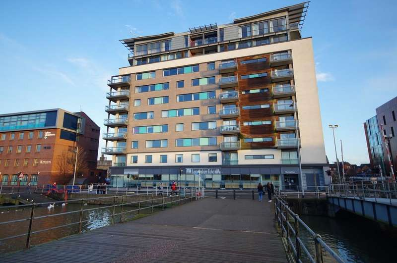 2 Bedrooms Apartment Flat for sale in Witham Wharf, 302 Brayford Street