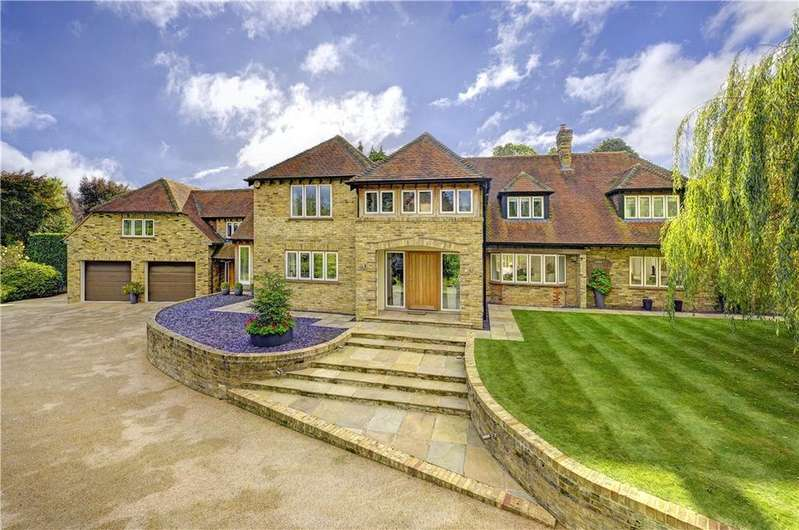 4 Bedrooms Detached House for sale in Lambridge Wood Road, Henley-on-Thames, RG9