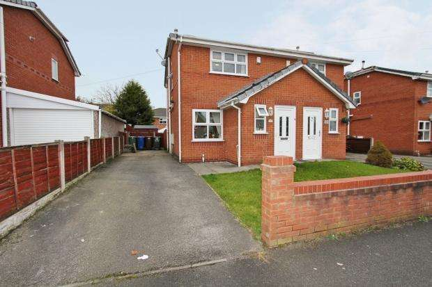 2 Bedrooms Semi Detached House for sale in North Street Ashton In Makerfield Wigan