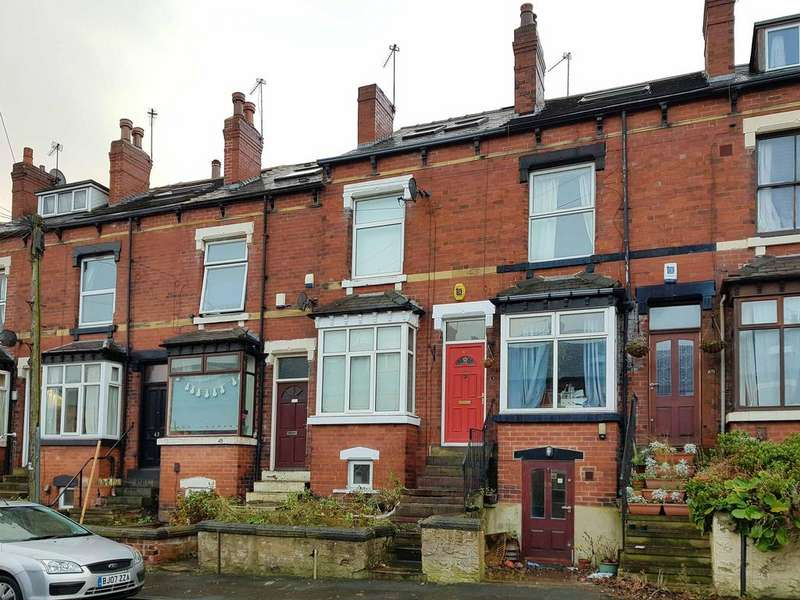 2 Bedrooms Terraced House for sale in Highbury Terrace, Meanwood, Leeds 6