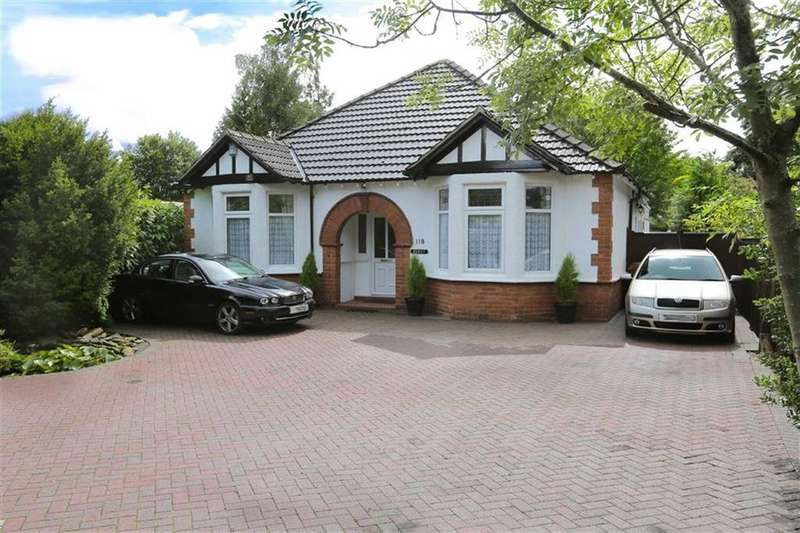 3 Bedrooms Detached House for sale in Crewe Road, Nantwich, Cheshire