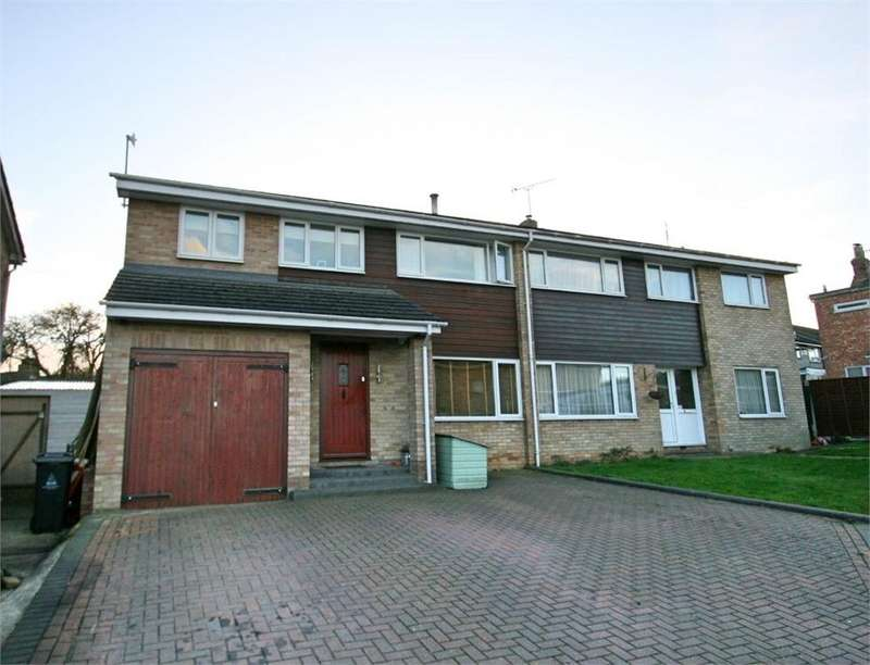 4 Bedrooms Semi Detached House for sale in Sceptre Close, Tollesbury, Maldon, Essex