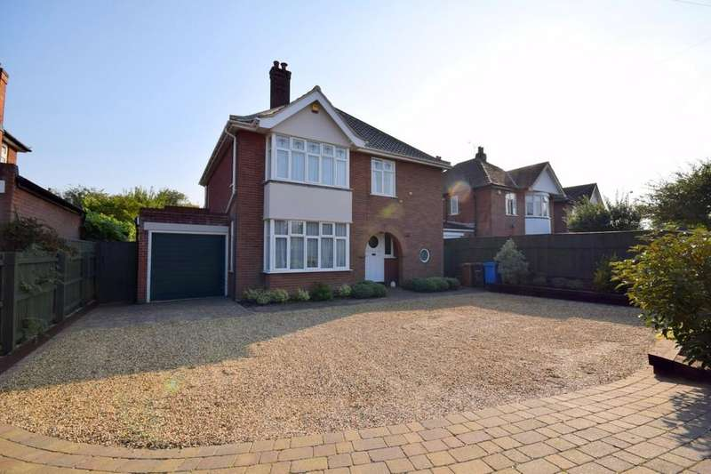 4 Bedrooms Detached House for rent in Valley Road, Ipswich