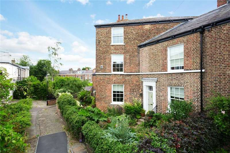 5 Bedrooms End Of Terrace House for sale in Mount Parade, York, North Yorkshire, YO24