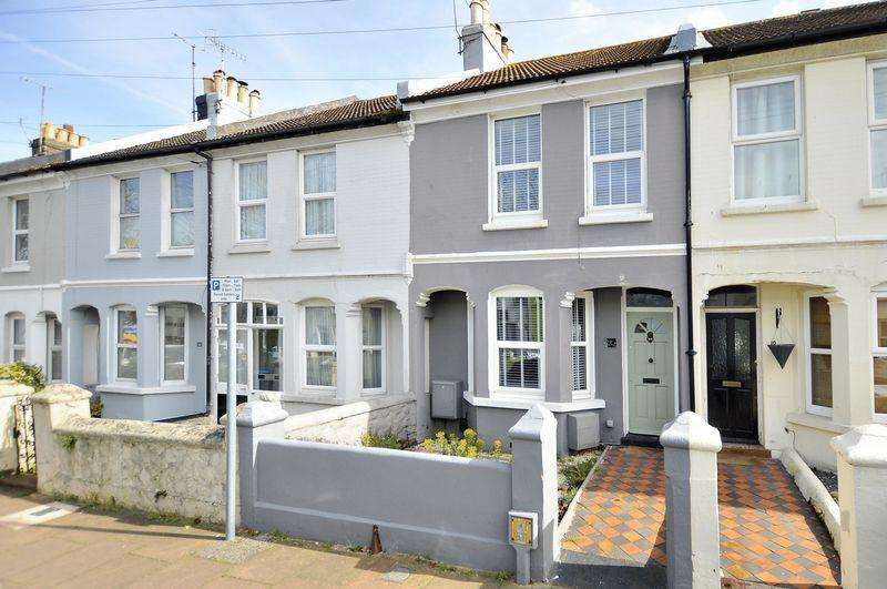 3 Bedrooms Terraced House for sale in Stanley Road, Worthing