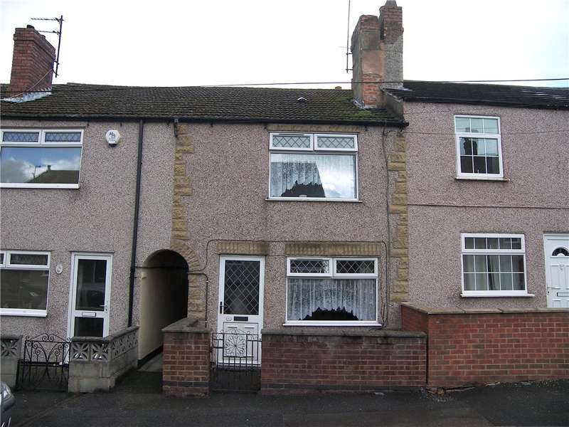 2 Bedrooms Terraced House for sale in New Street, South Normanton, Alfreton, Derbyshire, DE55
