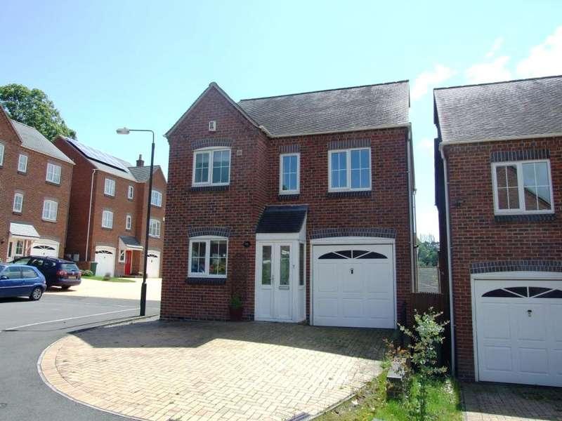 3 Bedrooms Detached House for sale in Moorlands Road, Ambergate, DE56