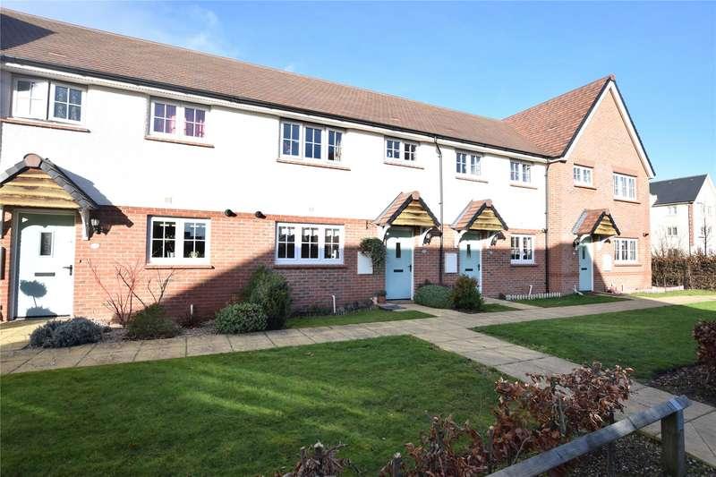 3 Bedrooms Terraced House for sale in Eagle Way, Jennett's Park, Bracknell, Berkshire, RG12