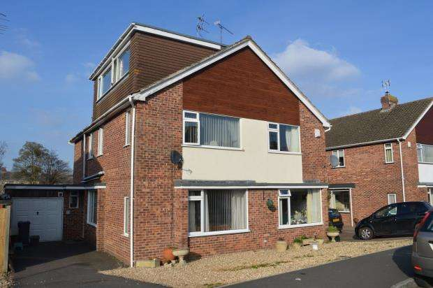 4 Bedrooms Semi Detached House for sale in Essex Drive, Taunton, Somerset