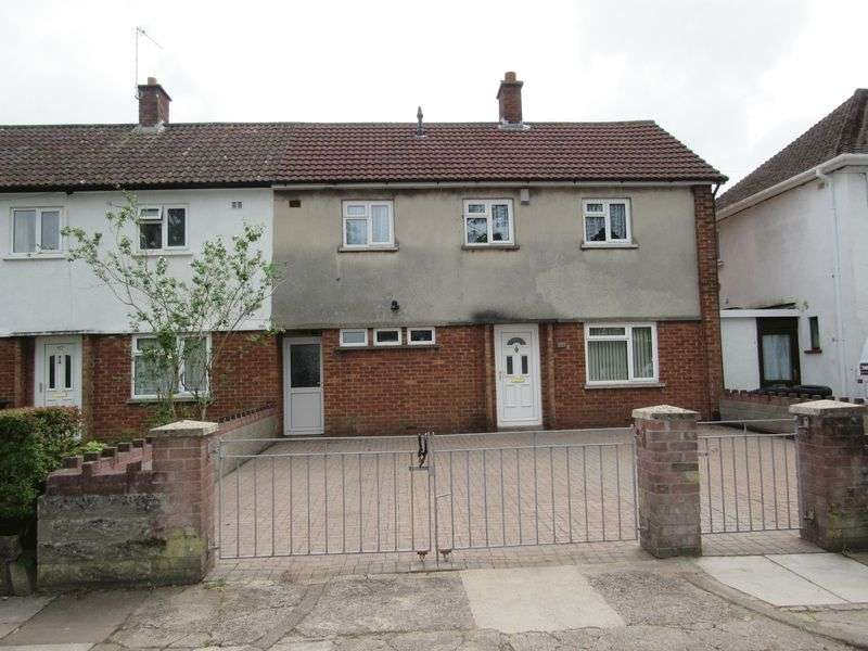 Property for sale in Pwllmelin Road Fairwater Cardiff CF5 3QB