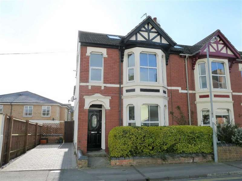 2 Bedrooms Apartment Flat for sale in Kent Road, Old Town, Swindon