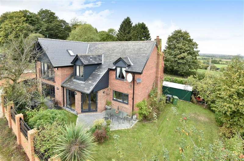 4 Bedrooms Detached House for sale in Wroughton, Wiltshire