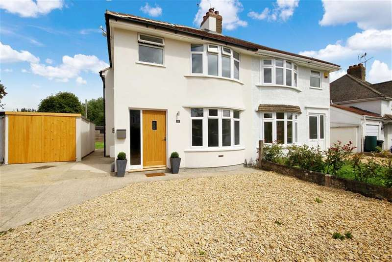 3 Bedrooms Semi Detached House for sale in Orchard Grove, Upper Stratton, Swindon