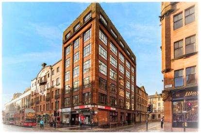 1 Bedroom Flat for sale in Wilson Street, Merchant City, Glasgow