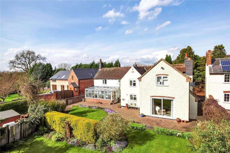 4 Bedrooms Detached House for sale in Newton Burgoland, Leicestershire