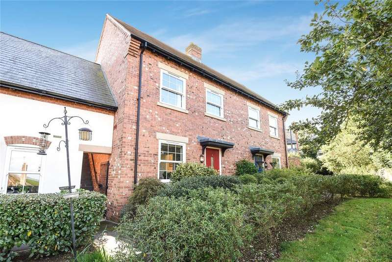 3 Bedrooms Semi Detached House for sale in Brill, Aylesbury