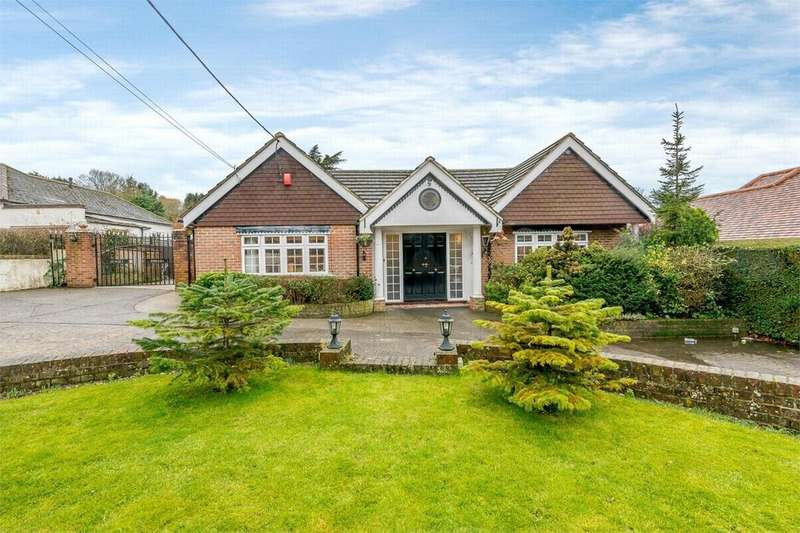 5 Bedrooms Detached Bungalow for sale in Fawkham, Kent