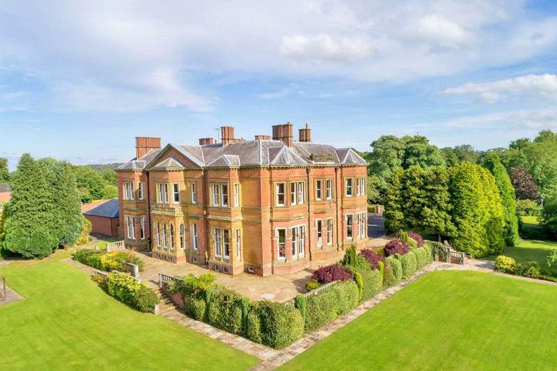 10 Bedrooms Detached House for sale in Cheadle, Stoke-on-Trent, Staffordshire