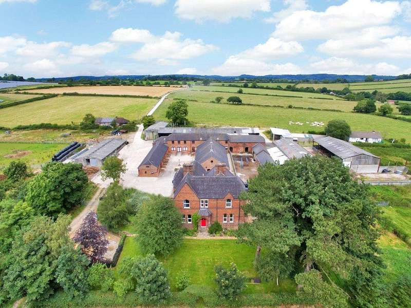 6 Bedrooms Detached House for sale in Belper, Derbyshire