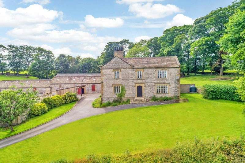 5 Bedrooms Detached House for sale in Bakewell, Derbyshire