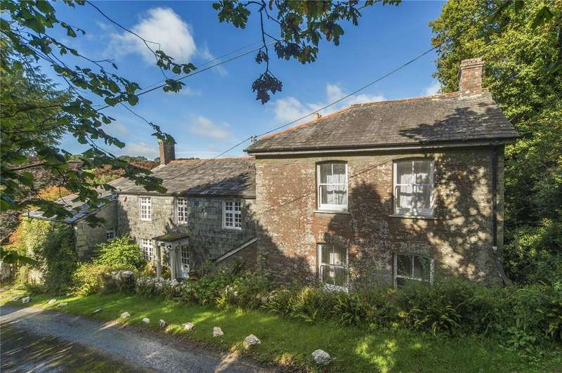 5 Bedrooms Unique Property for sale in South Petherwin, East Cornwall, PL15