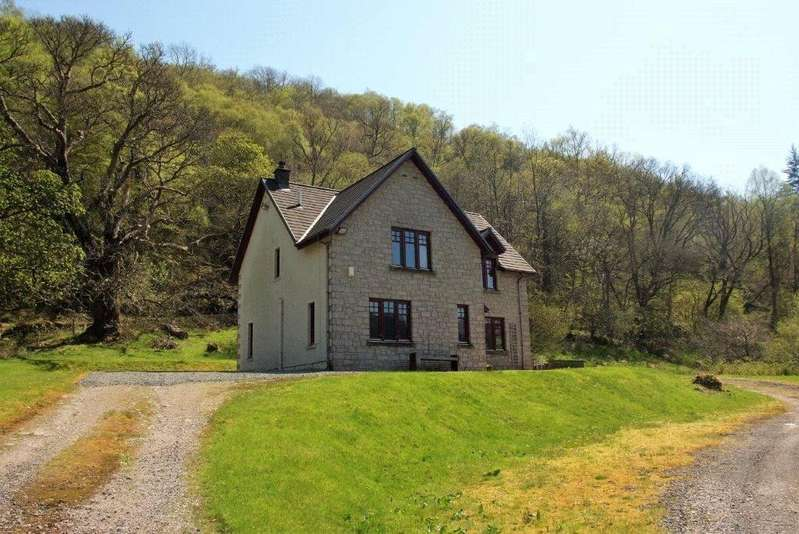 4 Bedrooms Detached House for sale in Lot 2 Stronafyne Ardachy House, Arrochar, Argyll Bute, G83