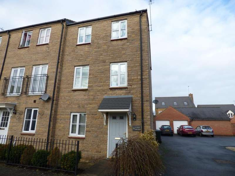 3 Bedrooms End Of Terrace House for sale in Banbury, Oxfordshire