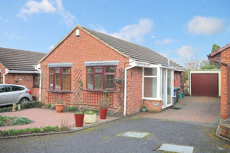 2 Bedrooms Detached Bungalow for sale in Repington Road North, Amiington, Tamworth, B77 4AA