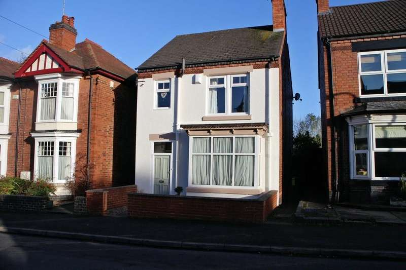 3 Bedrooms Detached House for sale in Kensington Road, Burton-on-Trent