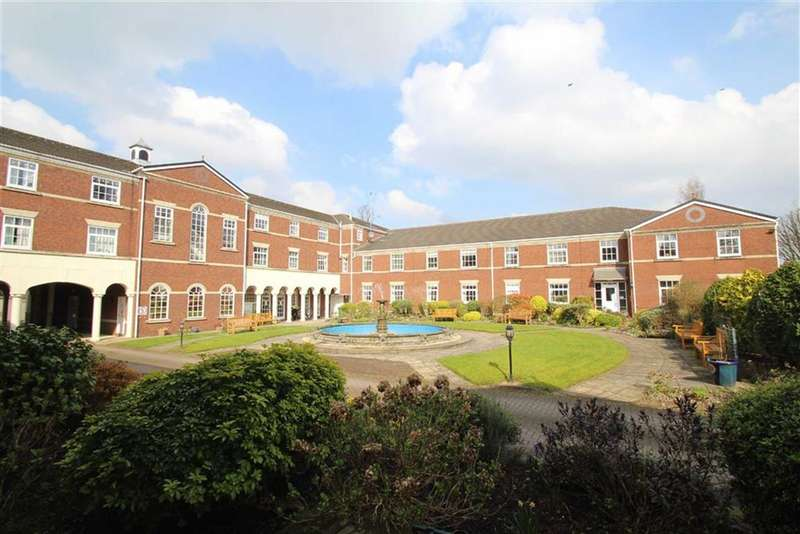 2 Bedrooms Retirement Property for sale in Queens Road, Hale, Altrincham