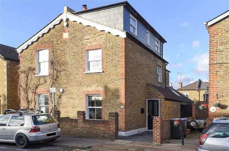 3 Bedrooms Semi Detached House for sale in Kings Road, Kingston Upon Thames