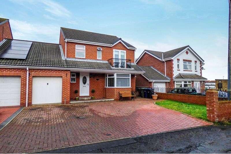 4 Bedrooms Property for sale in Caledonia, Blaydon-on-Tyne, Tyne And Wear, NE21 6AX