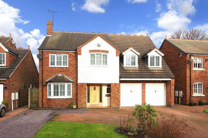 4 Bedrooms Detached House for sale in ESSINGTON, Appleby Gardens